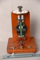 Image of SIEMENS ELECTRODYNAMOMETER  of 1881