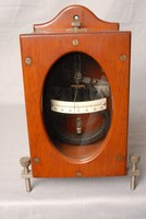Image of EARLY MOVING COIL METER, 1900's