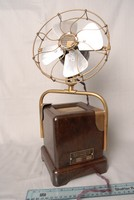 Image of OZONE AIR FAN AND GENERATOR, 1930's