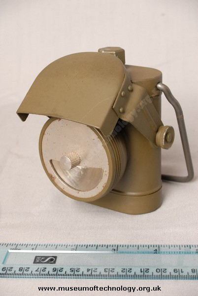 WWII LUCAS LAMP ELECTRIC No1, 1941