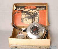 Image of SIRRAM  ELECTRIC CAR KETTLE, 1950's