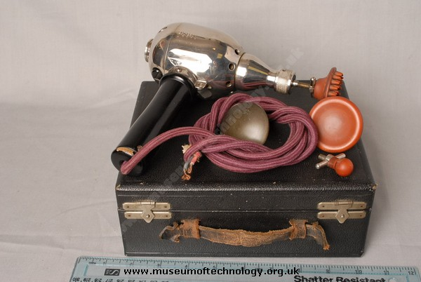 ELECTRIC MASSAGER, 1930's
