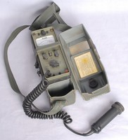 Image of DOSIMETER GEIGER COUNTER DRMB1, 1970's
