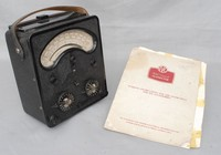 Image of AVO MODEL 7 MULTIMETER, 1950