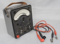 Image of AVO MODEL 40 MULTIMETER, 1964