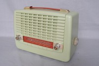Image of PHILCO TORCH RADIO MODEL 3782, 1956
