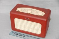 Image of ROBERTS R66 MAINS BATTERY VALVE PORTABLE WIRELESS, 1956