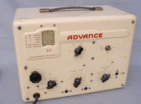 Image of ADVANCE SIGNAL GENERATOR TYPE E MODEL 2, 1949