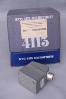Image of STC 4113A RIBBON MICROPHONE, 1960's