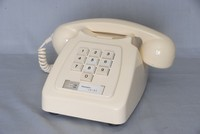 Image of 2/764 PUSH BUTTON TELEPHONE, 1978