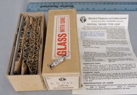 Image of LS737 STC POINT CONTACT TRANSISTORS IN ORIGINAL BOX , 1950's