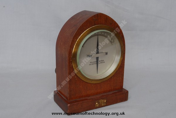 SILVERTOWN TELEGRAPH WORKS GALVANOMETER, 1930's