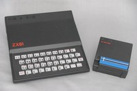Image of SINCLAIR ZX81 PERSONAL COMPUTER, 1981