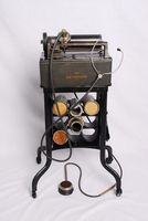 Image of DICTAPHONE PLAYBACK MACHINE, circa 1940
