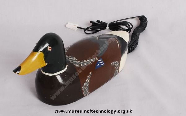 NOVELTY PHONE OF A DUCK, 1990's
