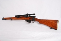 Image of WW1 SNIPER RIFLE WITH WINCHESTER A5 TYPE 'B' SCOPE 1916, 1066