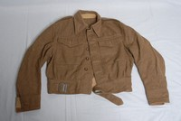 Image of WWII TYPE BRITISH BATTLE DRESS BLOUSE