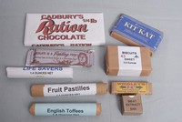 Image of WWII SWEETS AND CHOCOLATES