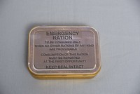 Image of WWII EMERGENCY PACK
