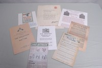 Image of WWII EPHEMERA FOLDER ONE