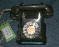 Image of GPO 312 TELEPHONE, 1938